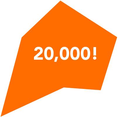 Pronto estaremos llegando a las 20mil visitas. Gracias a todos x leernos y dejar sus comentarios de apoyo.